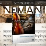 Cinemania – Action Strings by Native Instruments
