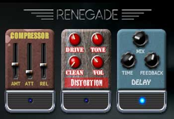 Review – Renegade by Indiginus