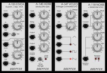 Review – Softube Modular Software Synthesizer