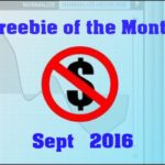 Freebie of the Month – September 2016
