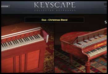 Review - Keyscape Keyboard Sample Library from Spectrasonics