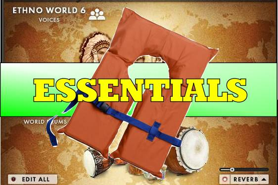 ESSENTIAL: Ethno World 6 Complete by Best Service